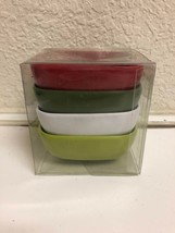 Fresh Decor Dip Bowls for Chistmas (4-pack)  - €5,17 EUR