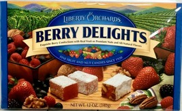 Liberty Orchards Berry Delights Exquisite Berry Confections with Real Fr... - $19.79
