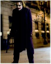 HEATH LEDGER  Authentic Original  SIGNED AUTOGRAPHED 8X10 PHOTO w/COA 41037 - $125.00