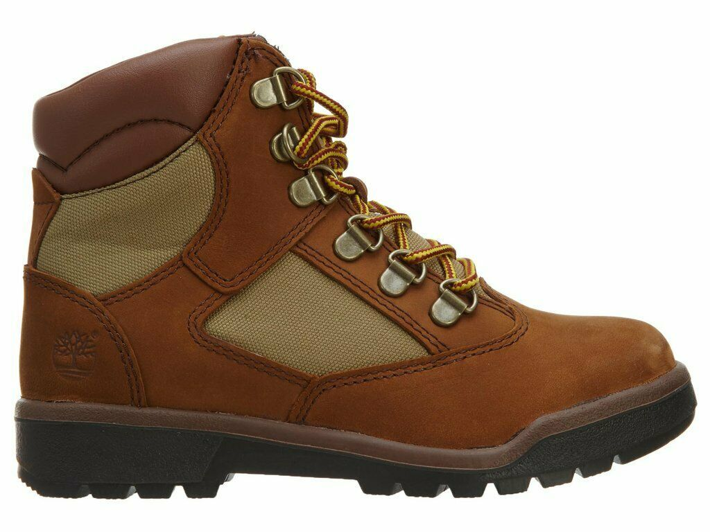 Primary image for Timberland Youth's 6-Inch Field Boots (PS) NEW AUTHENTIC Sundance 44796
