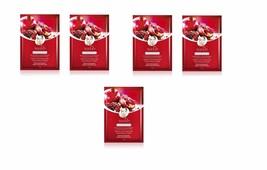 5 packs x Tiande Skin Triumph Eastern Pomegranate Facial Beauty Mask, 1 pc. - $21.19