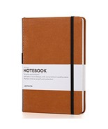Grid Paper Notebook - Lemome Hardcover Classic Notebook with Pen Holder ... - $17.16