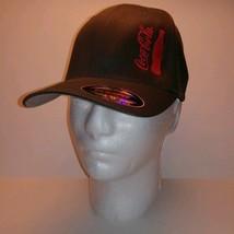 Coca-Cola Coke Merchandiser Baseball Hat Cap Flexfit S/M - $14.67