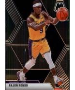 2019-20 Panini Mosaic #196 Rajon Rondo NM-MT Lakers - $0.99