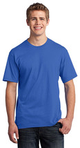 Port Company USA100 Mens All-American T-Shirt - Royal - $8.90+
