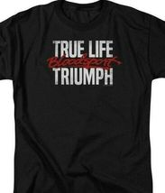 Bloodsport T-shirt True Life Triumph Retro 80's movie graphic tee MGM292 image 3