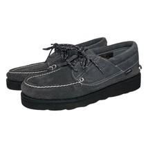 Timberland x Madness Hong Kong Mens 3 Eye Classic Suede Boat Gray Shoe M... - $395.99