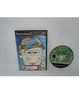 PlayStation 2 PS2 Spongebob Squarepants Battle For Bikini Bottom Blockbu... - $11.87