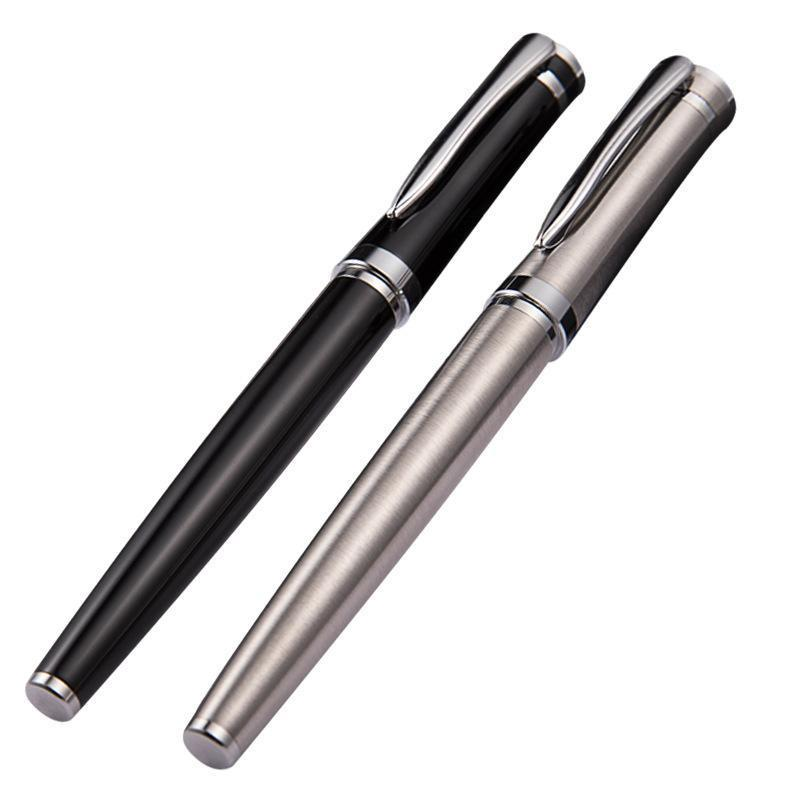 Montbao luxury metal pen all steel rollerball