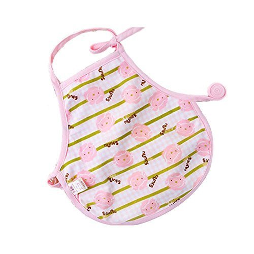 2 Pieces Baby Belly Band Cotton Baby Bibs Prevent Stomach from Getting Cold