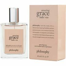 Philosophy Amazing Grace Ballet Rose Edt Spray 2 Oz For Women - $52.69