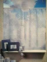 Country Chapel Wall Hanging Xmas Angel Mat Key Largo Curtain Crochet PATTERN image 3