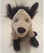 "Shenzi Hyena Disney The Lion King 5""  Bean Bag Plush Stuffed Animal Toy - $23.23"