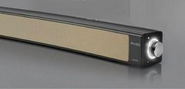 iRiver IR-SB200 USB Powered Curved Sound Bar PC Computer Speaker (Black) image 2