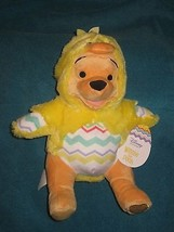 Disney Store Winnie the Pooh as an Easter Chick. 12 inch Plush. Brand New. - $29.69