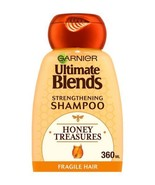 Garnier Ultimate Blends Honey Strengthening Shampoo 360ml - $12.62