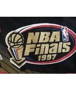 Chicago Bulls 1997 NBA Finals 5 Time Champs T Shirt Men's XL New NWT Pro... - $43.69