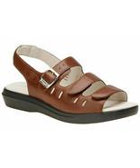 Womens Propet Breeze Walker Sandals - Teak Brown Size 7.5 [W0001] - $69.99