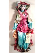 """KINGSTATE DOLLCRAFTER PORCELAIN DOLL """"BLOSSOM"""" 19"""" IN BOX HAND PAINTED 2... - $39.95"""