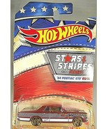 2020 Hot Wheels 3/10 Stars & Stripes '64 PONTIAC GTO Brown w/Gold Pr5 Spokes - $9.25