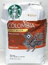 Starbucks Colombia Ground Medium Roast Coffee 12 oz - $11.14