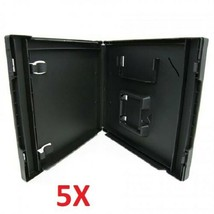 5X DS Game Cartridge Holder Case Black Replacement for Nintendo DS Games  - $9.79