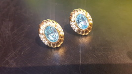 Vintage Nolan Miller Signed Earrings - $40.00