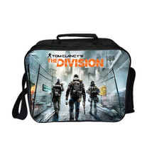 Tom Clancy's The Division Kid Adult Lunch Box Lunch Bag Picnic Bag D - $19.99