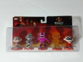 Disney Pixar The Incredibles 2 Jack Jack Multipack Action Figures NEW - $16.00