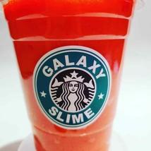 Mango Frizzle! 16oz Cloud/ Clear Slime Blend with Premium mango Scent - $16.33