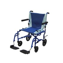 Drive Medical TranSport Aluminum Transport Wheelchair - $200.65