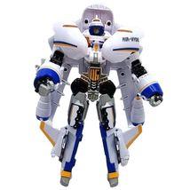 Tobot V Air Hyde Airplane Transforming Korean Action Figure Robot Toy image 5