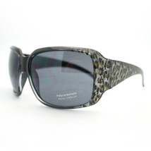 Womens Bold Animal Print Fashion Sunglasses Oversized Rectangular Thick ... - £7.71 GBP+