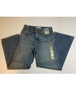 NWT Route 66 Boys Husky Bootcut Jeans Size 12H Medium Wash Pants - $7.99