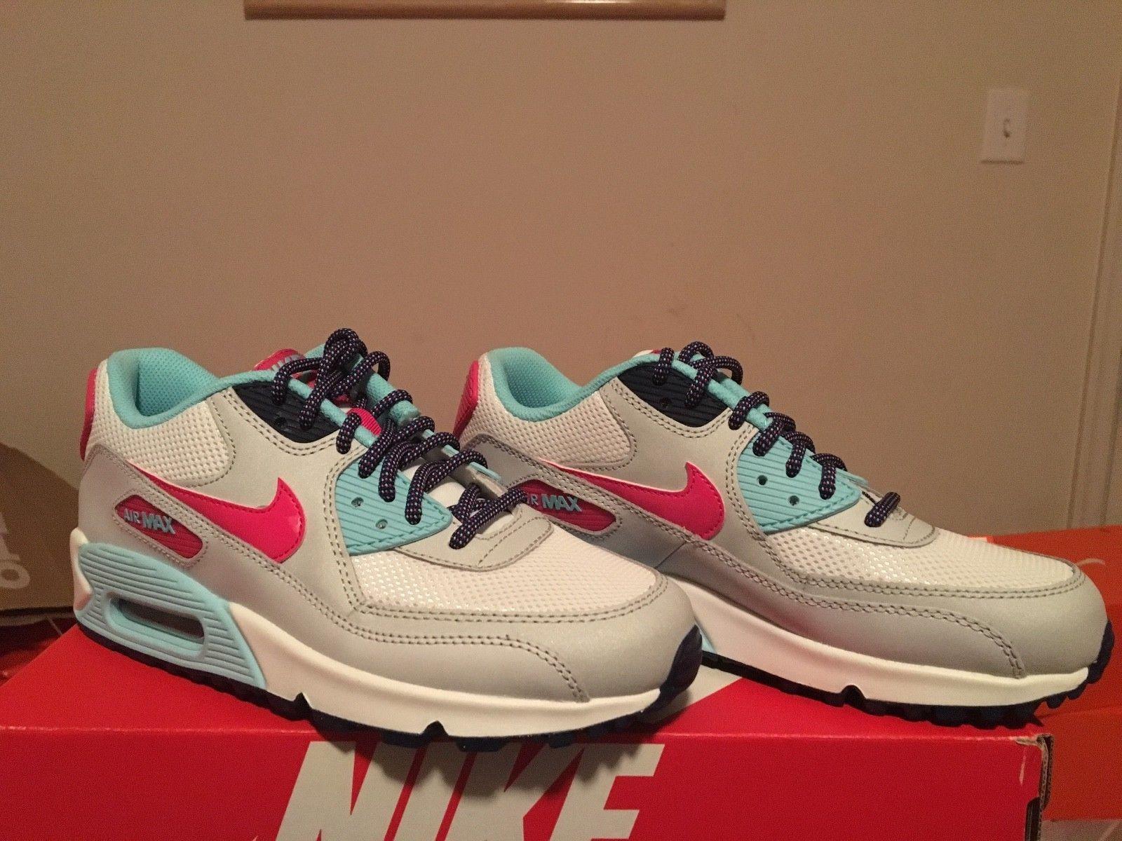 Nike Air Max 90 Mesh (GS) 724855 102 size and similar items