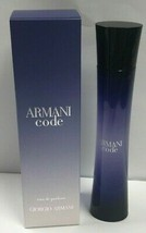 Giorgio Armani Armani Code For Women 2.5 oz/ 75 ml EDP Spray New In Box ... - $73.67