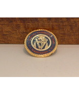 Pre -Owned Federal Communications Commissions Pin - $9.90