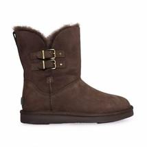UGG Women's Renley II Boot Size 6 Chocolate - $148.50