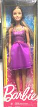 Barbie Glitz Doll Party Purple Dress 11″ Doll New Gift - $16.63