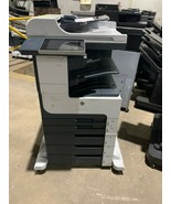 Hp LaserJet Managed MFP M725ZM WOW Only 47,447 pages with toner!  L3U64A - $1,899.99