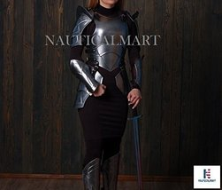 NauticalMart Lady Cuirass - Skirt Armor Queen Of The War - $699.00