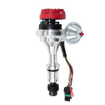 Pro Series R2R Distributor for Oldsmobile SB/BB, V8 Engine Red Cap image 3