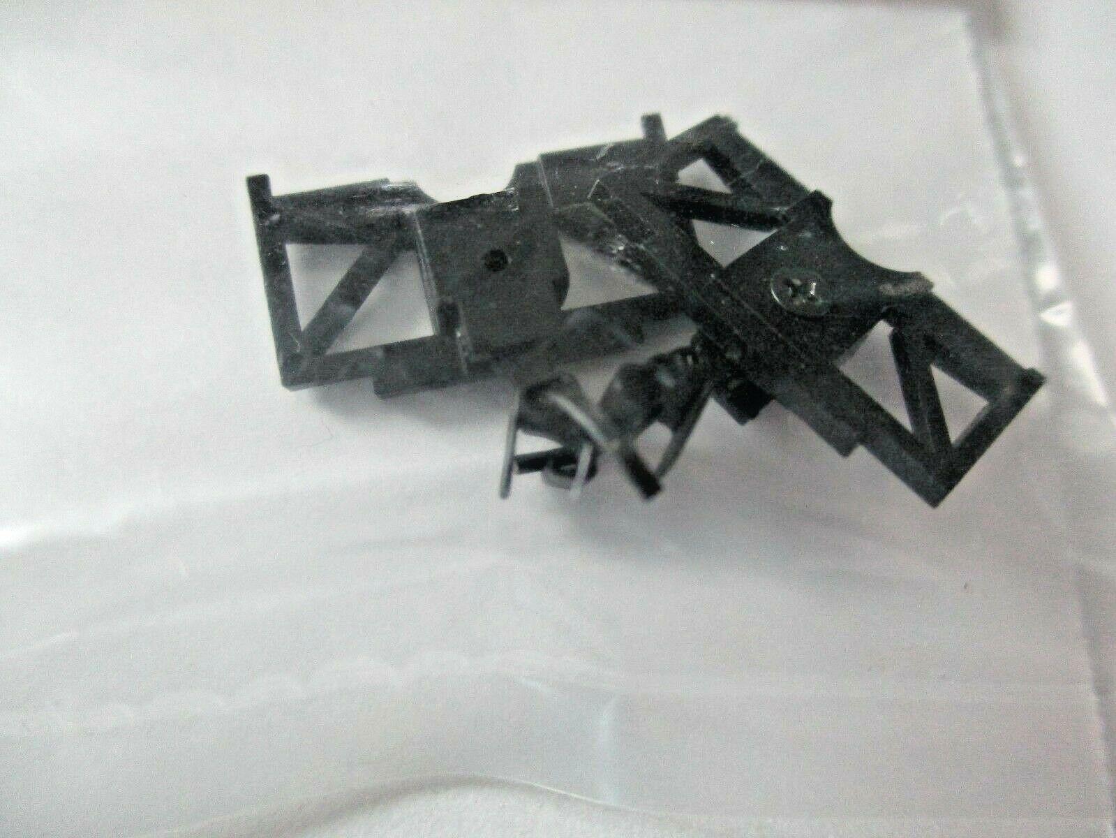 Trainworx Stock #622-Black Body Mount Magnetic Coupler See Description for Info