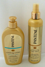 Lot 2 Pantene Detangling Conditioning Hair Mist & Leave In Combing Creme - $19.79