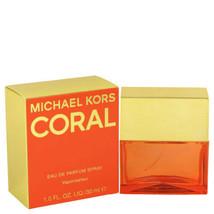 CORAL by Michael Kors Perfume Eau De Parfum Perfume Spray Womens SeXy 30... - $31.50