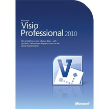 Microsoft Visio Professional 2010 32/64 Bit Download With Activation Cod... - $18.00