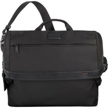 Tumi Alpha 2 Black Messenger Bag - 26201D2 - $6.068,12 MXN
