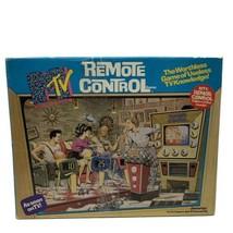 Vintage MTV Remote Control Game Complete 1989 Complete Pressman - $24.99