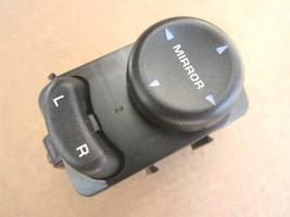 Genuine OEM Mopar Power Side View Mirror Adjustment Switch Ebony Black 0... - $22.76