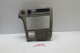 2004 QX4 Pathfinder Climate Control AC Stereo Bezel Panel 27500 5W911 1 ... - $79.19